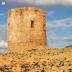 Buggerru, torre di Cala Domestica