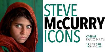 Mostra Steve McCurry - Icons