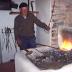 Armungia, Museo Bottega del Fabbro: lavorazione del ferro