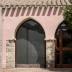 Las Plassas, Museo Muda, cortile interno