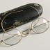 Nuoro, Museo Deleddiano-Casa natale di Grazia Deledda, gli occhiali della scrittrice