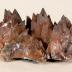 Sassari, Collezione Mineralogica, calcite, cristalli scalenoedrici, da sito ufficiale della struttura