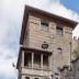Aritzo, Castello Arangino, due viste del castello - da catalogo BBCC della RAS