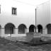 Bosa, Convento dei Cappuccini - chiostro