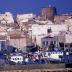 Calasetta, il porto e il paese