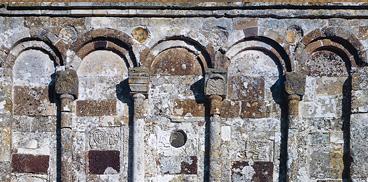 Semèstene, crèsia romànica de Santu Nigolau de Trullas, post 1113