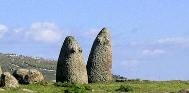 Macumere, pedras fitas in Tamuli