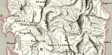 Cartina Antica Sardegna.Sardegna Digitallibrary Immagini Carta Antica Della Sardegna
