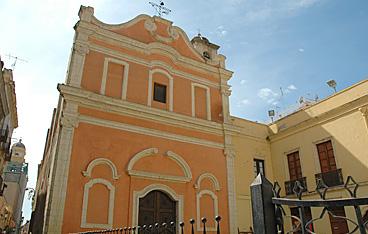 Cagliari, Chiesa di Sant'Efisio