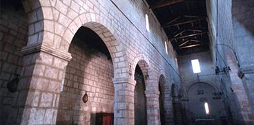 Tratalias, Chiesa di Santa Maria, 1213-1282