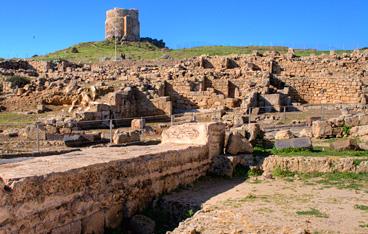 Strutture murarie di età romana