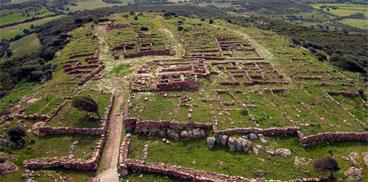 Carbonia, area archeologica di Monte Sirai