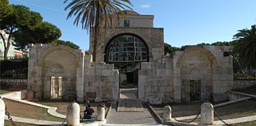 Casteddu, basìlica de Santu Sadurru, su de VI sèc.