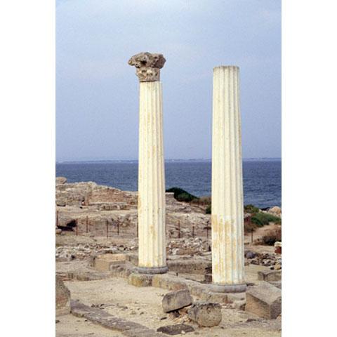 Colonne antiche romane